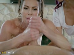 Kendra Lust Brazzers POV BlowJob & Titfuck Compilation